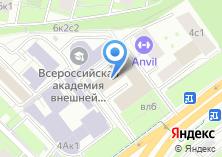 Компания «Намфлег» на карте