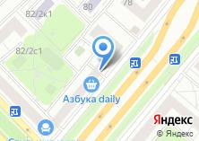 Компания «MosStudioDesign» на карте