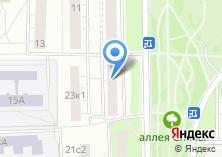 Компания «КПУ» на карте