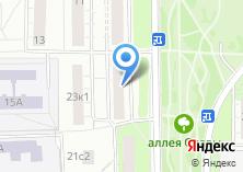 Компания «КБС-торг» на карте