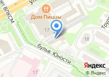 Компания «Феникс Страхование» на карте