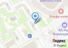 Компания «Семейная парикмахерская» на карте