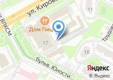 Компания «Литрушка» на карте
