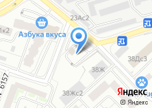 Компания «ЭКАТ» на карте