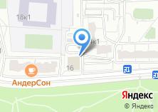 Компания «Жилищник района Ломоносовский» на карте