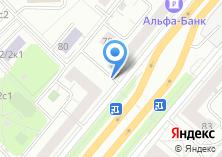 Компания «Магазин цветов на Ленинском проспекте» на карте