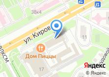 Компания «Бастион-С» на карте