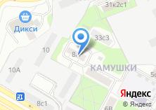 Компания «Московский городской центр условий и охраны труда» на карте