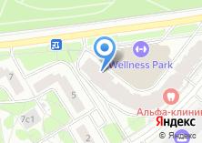 Компания «Мос-Балкон» на карте
