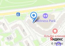 Компания «Добрый Айболит» на карте