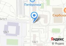 Компания «Ново-Воронцово» на карте