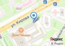 Компания «Подольск Строй» на карте