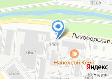 Компания «СОЛИДСТРОЙМАШПРОЕКТ» на карте