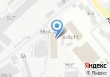 Компания «АВТОБАН-ЕВРО» на карте