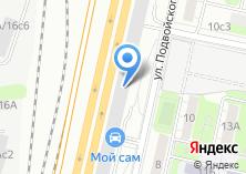 Компания «Avtopro99» на карте
