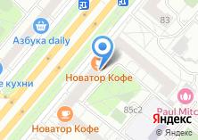 Компания «Фэшн-дизайн» на карте