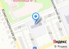 Компания «Детский сад №155» на карте