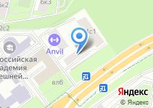 Компания «Воробьёв Дом» на карте