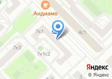 Компания «Идиллия» на карте