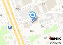 Компания «РМС» на карте