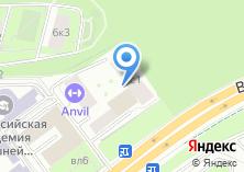 Компания «КОНТР торгово-промышленная компания» на карте