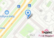 Компания «NV» на карте