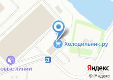 Компания «Dockland» на карте