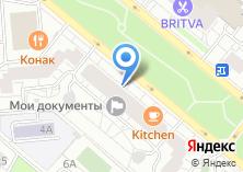 Компания «СтройЭкспертНадзор» на карте