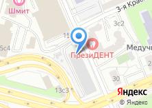 Компания «УККОМ» на карте