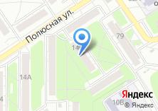 Компания «ЖЭУ №1 Привокзального района» на карте