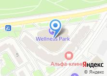 Компания «Воронцовские пруды» на карте