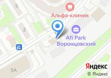 Компания «VIP-WOCH» на карте