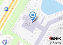 Компания «Институт проблем управления им. В.А. Трапезникова РАН» на карте