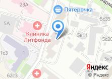 Компания «Примула Холдинг» на карте