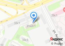 Компания «СИТИ-ТЕЛЕКОМ» на карте