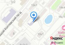 Компания «Детский сад №458» на карте