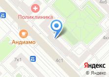 Компания «АпартОтель» на карте