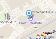 Компания «Moscow-City RES» на карте