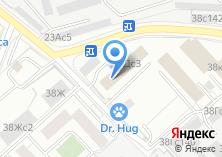 Компания «Буфет-столовая» на карте