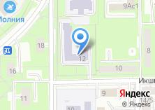 Компания «Центр образования №771» на карте