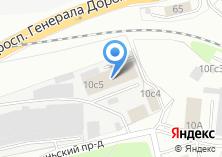 Компания «АВТОГРОВЕР» на карте