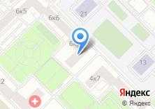 Компания «Таксидермическая мастерская Московское общество охотников и рыболовов» на карте
