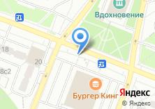 Компания «На Литовском» на карте
