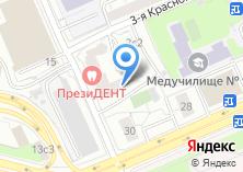 Компания «Мировые судьи Пресненского района» на карте