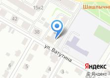 Компания «Подольский комбинат питания» на карте