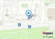 Компания «МЦСМ» на карте