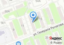 Компания «Центральная клиника района Коптево» на карте