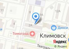 Компания «Промсбербанк» на карте