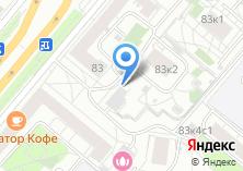Компания «4 поста» на карте