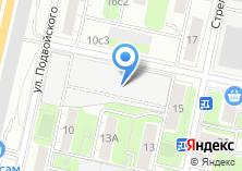 Компания «ОДС Инженерная служба Пресненского района» на карте